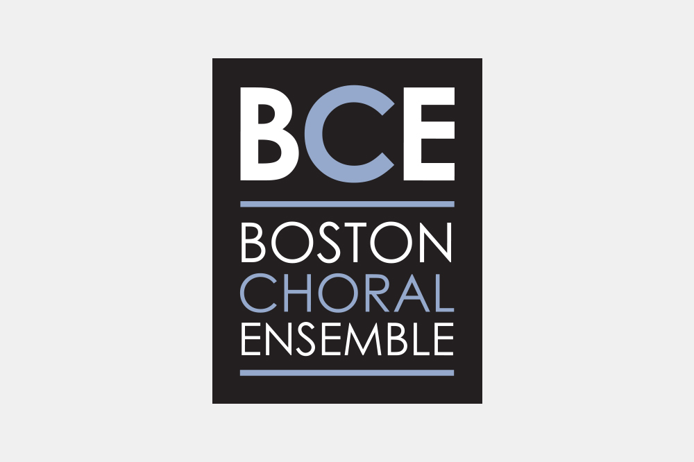 boston choral ensemble logo