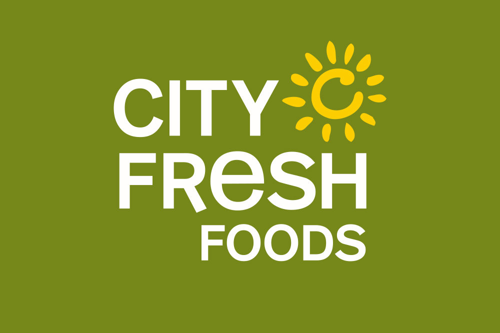 city fresh foods logo