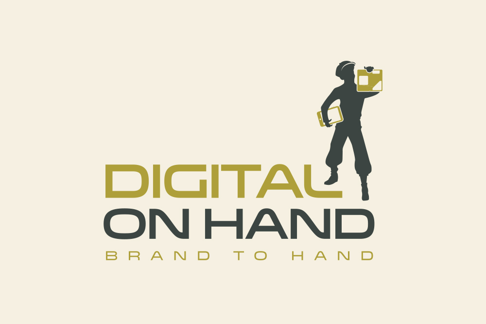 digital on hand logo